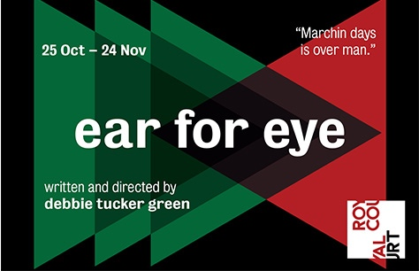 Ear For Eye at Royal Court Theatre, London