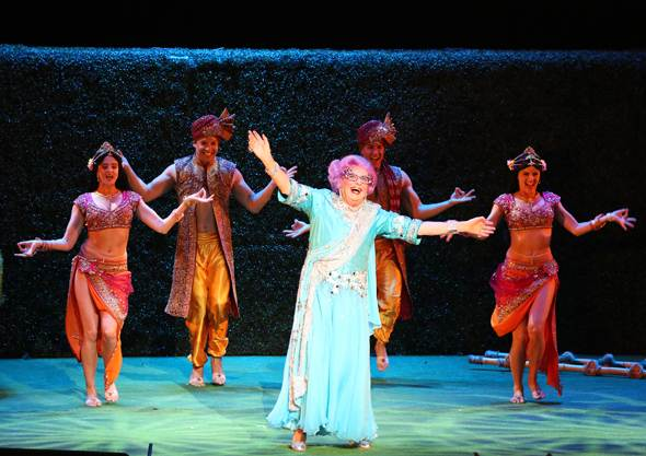 Eat Pray Laugh! Barry Humphries' Farewell Show gallery image
