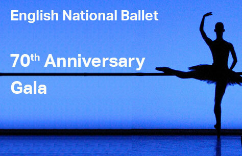 English National Ballet 70th Anniversary Gala Tickets