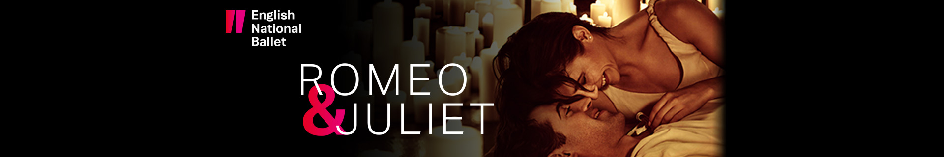 English National Ballet: Romeo and Juliet Header Image