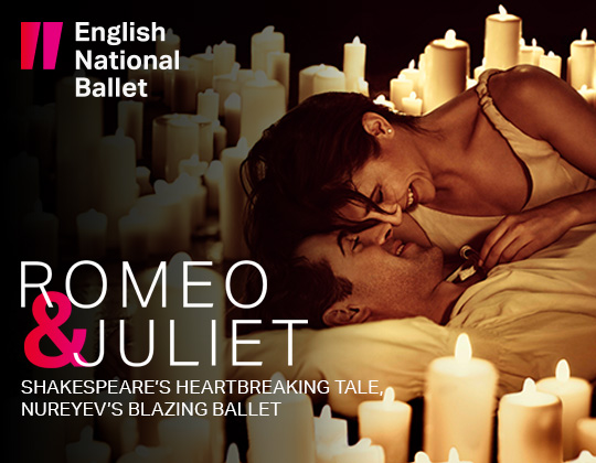 English National Ballet: Romeo and Juliet Gallery Image