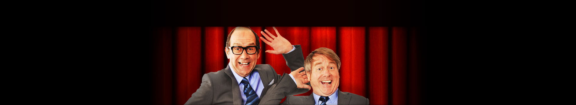Eric and Little Ern banner image