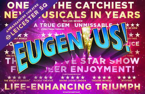 Eugenius! set to transfer to London's West End