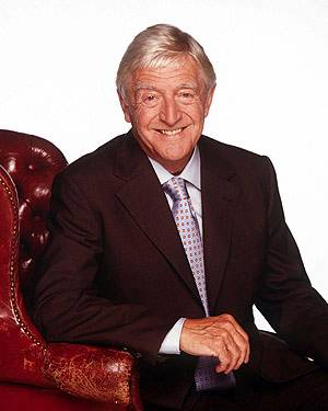 Face to Face at The Arts: Sir Michael Parkinson gallery image