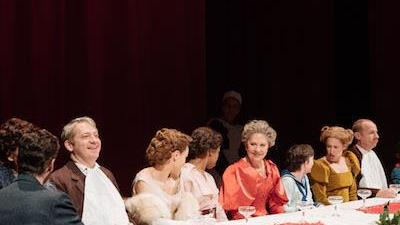 Fanny & Alexander at Old Vic Theatre,London