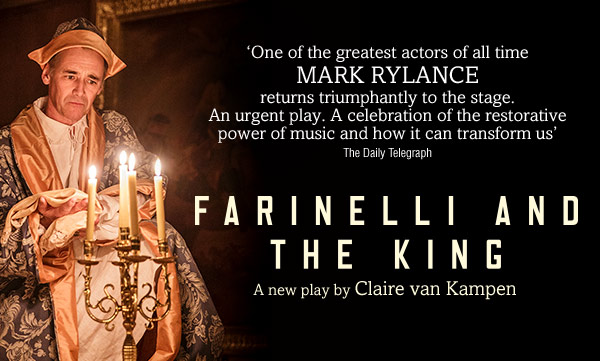 Farinelli and The King tickets