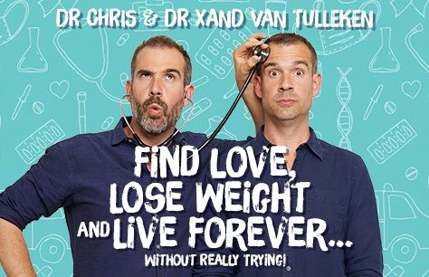 Find Love, Lose Weight & Live Forever heads to the Apollo Theatre