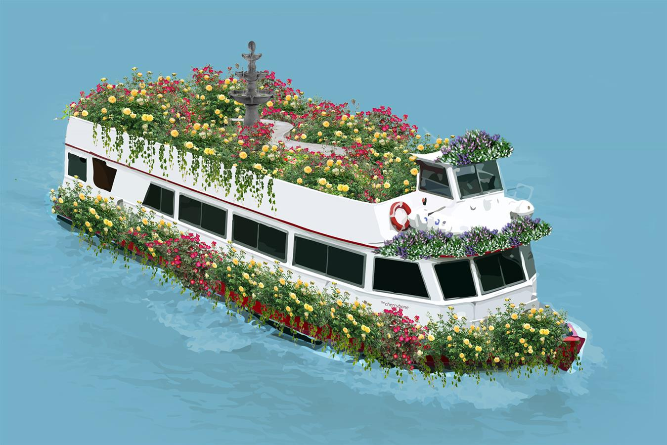 Floating Gardens of Westminster tickets