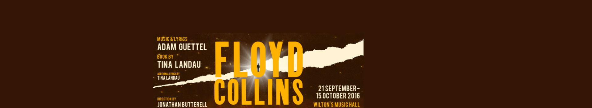 Floyd Collins: The Musical tickets