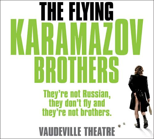 They don't fly, they are not Russian and they are not brothers