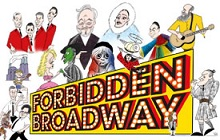 "Forbidden Broadway Review - ""Everyone Thinks They're A Critic!"""