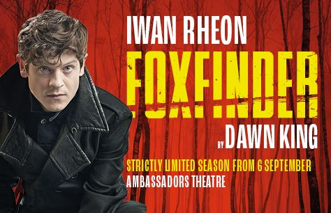 Foxfinder at the Ambassadors Theatre London Tickets