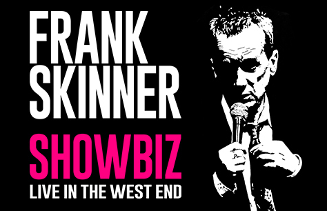 Frank Skinner Showbiz Tickets