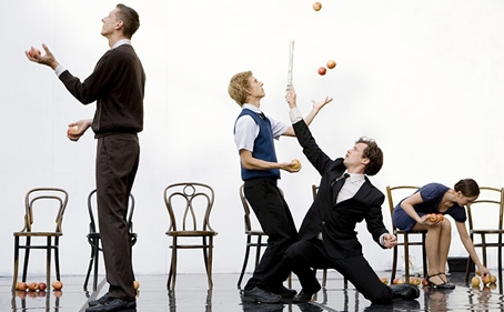 Gandini Juggling — Smashed: Special Edition tickets