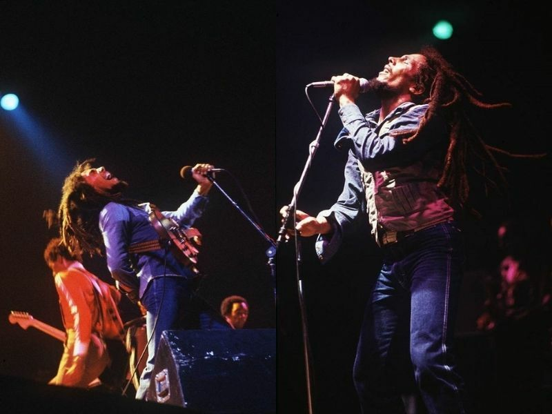 Get Up Stand Up! The Bob Marley Musical gallery image