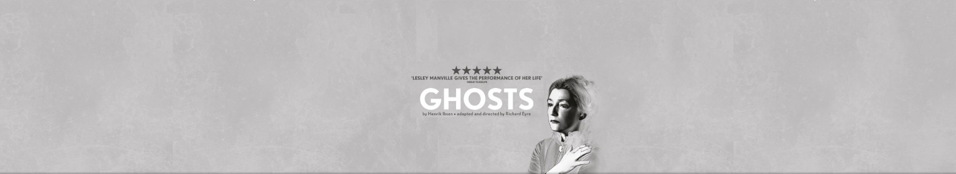 Ghosts banner image