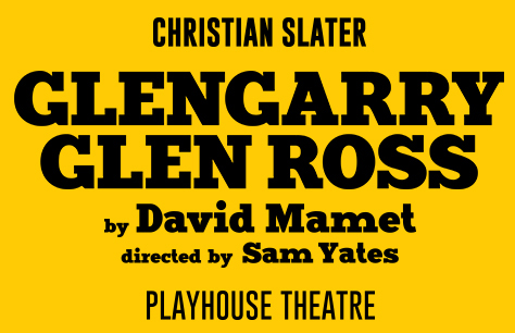 Glengarry Glen Ross at Playhouse Theatre, London