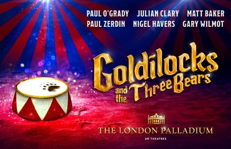Goldilocks and the Three Bears Tickets