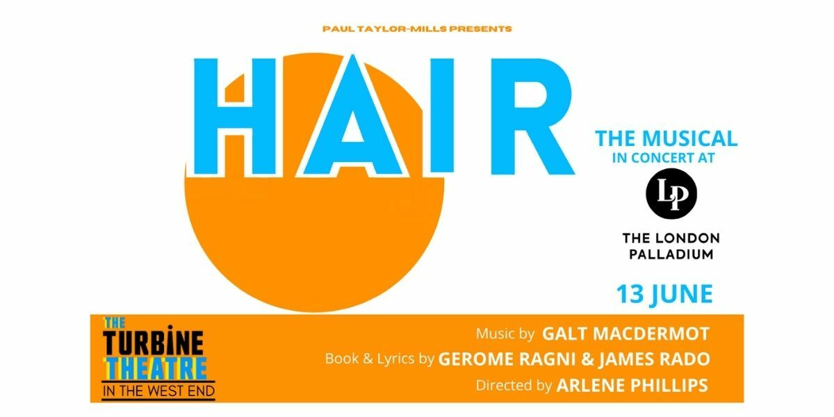 Hair - The Musical In Concert banner image