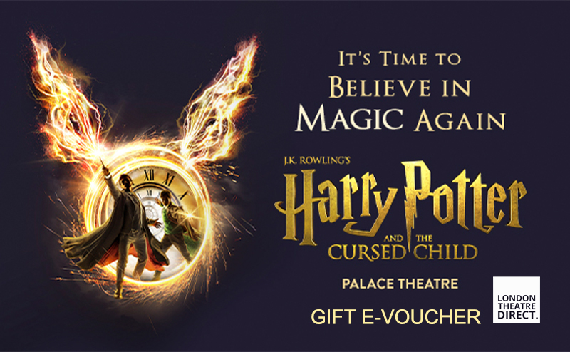 Harry Potter and the Cursed Child Gift E-Voucher