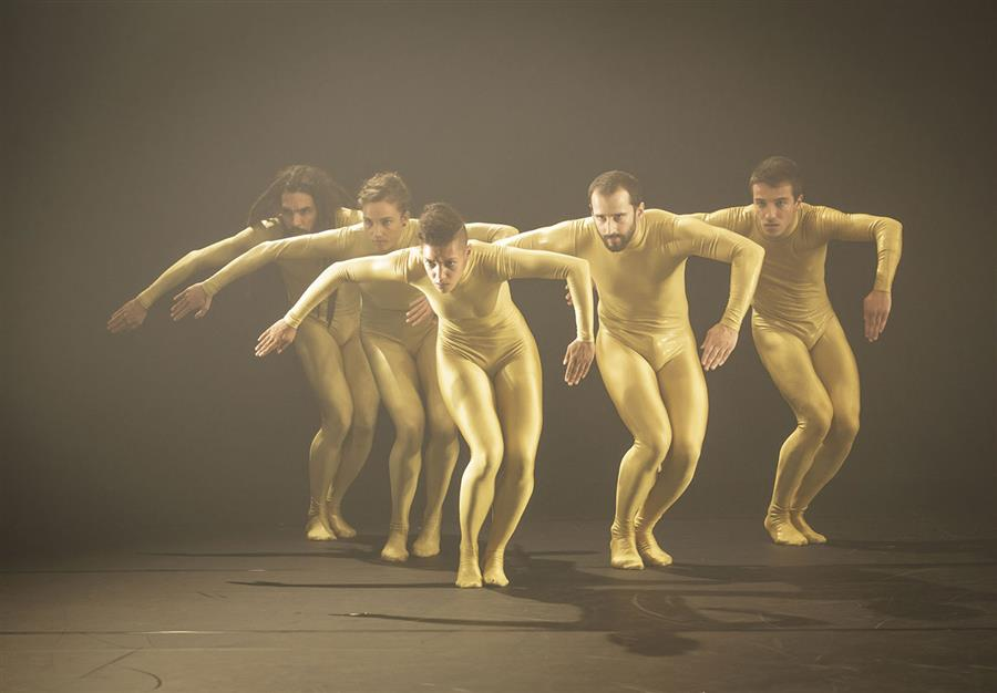 Hofesh Shechter Company — barbarians gallery image