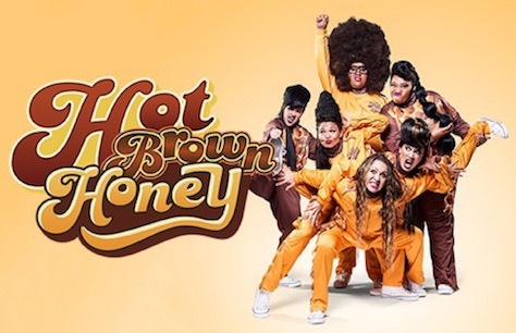 Hot Brown Honey