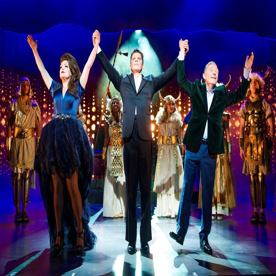 I Can't Sing! The X Factor Musical gallery image