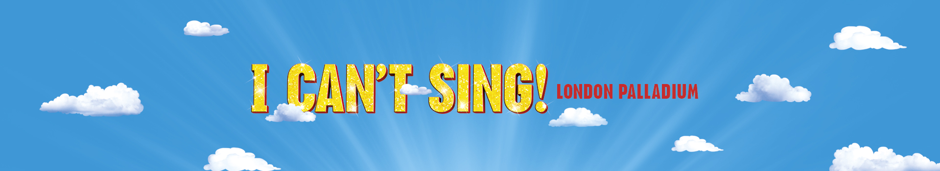 I Can't Sing! The X Factor Musical tickets London Palladium