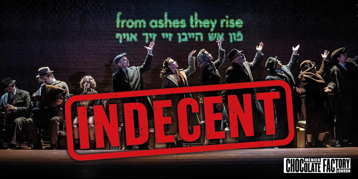 Indecent banner image