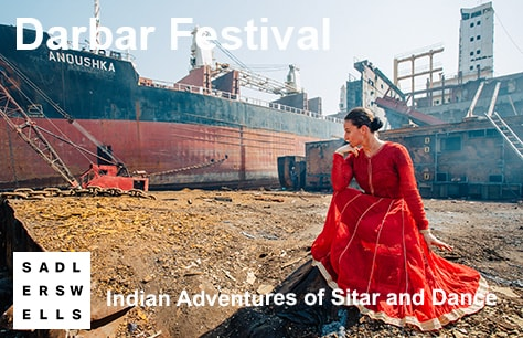 Indian Adventures of Sitar and Dance - Darbar Festival 2017