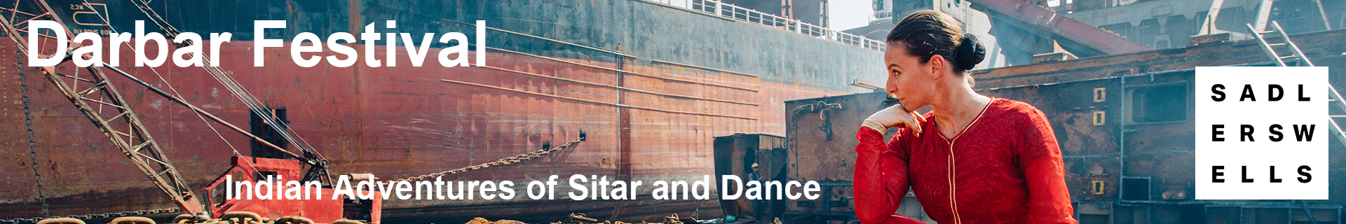 Indian Adventures of Sitar and Dance - Darbar Festival 2017 Header Image