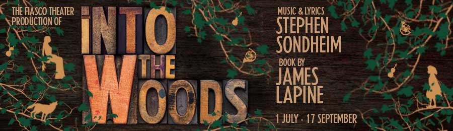 Into The Woods banner image