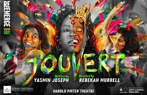 First Look: West End play J'Ouvert to be broadcast on BBC