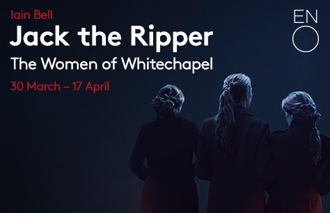 Jack the Ripper: The Women of Whitechapel Tickets
