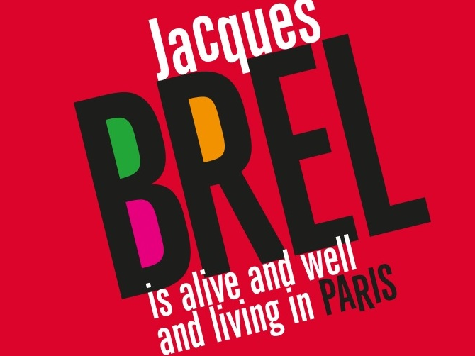 Jacques Brel Is Alive and Well and Living in Paris gallery image