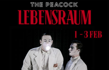 Jakop Ahlbom Company & Alamo Race Track — Lebensraum at Peacock Theatre, London