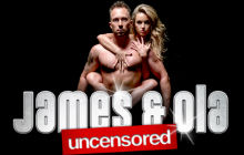 James & Ola: Uncensored at London Palladium, London