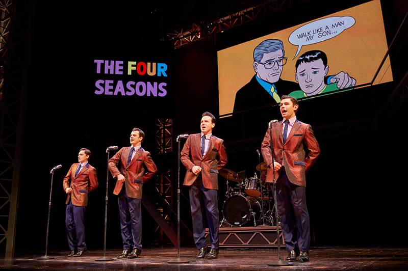 Jersey Boys Tickets - Musical Tickets | London Theatre Direct