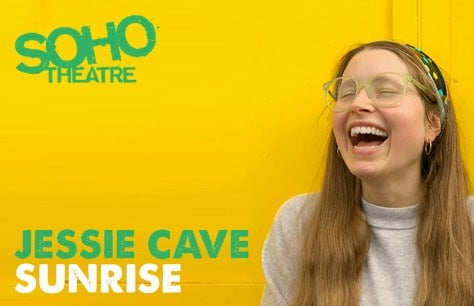 Jessie Cave: Sunrise Tickets
