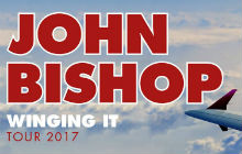 John Bishop: Winging It at London Palladium, London