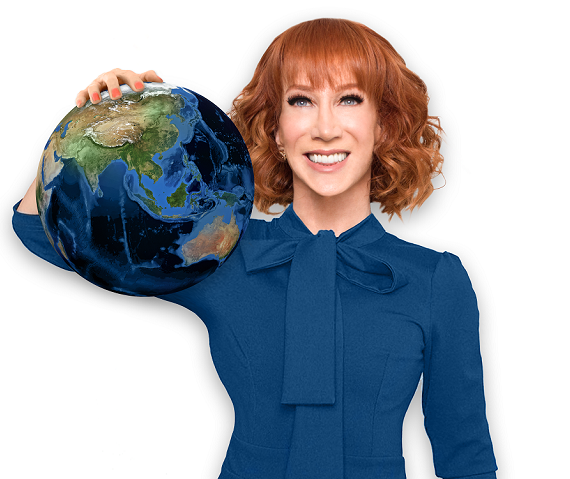 Kathy Griffin: Laugh Your Head Off Gallery