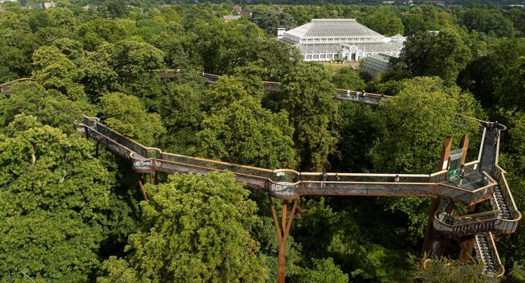 Kew Gardens and Kew Palace tickets