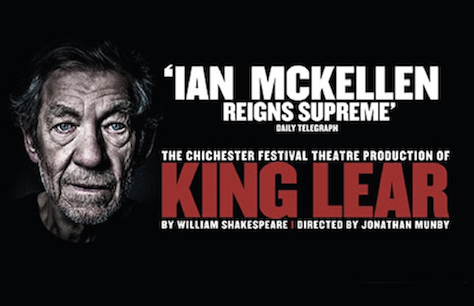 King Lear at Duke of Yorks Theatre, London
