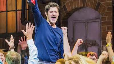 Kinky Boots at Adelphi Theatre,London
