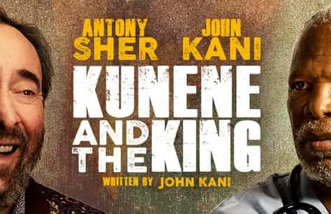Kunene and the King - event list