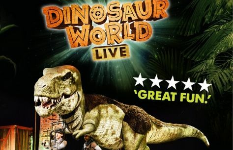LIVE: Dinosaur World Live
