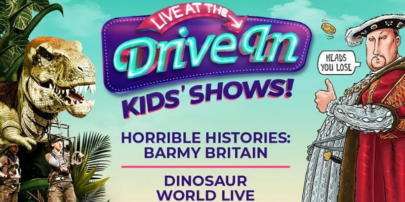 LIVE: Horrible Histories: Barmy Britain gallery image
