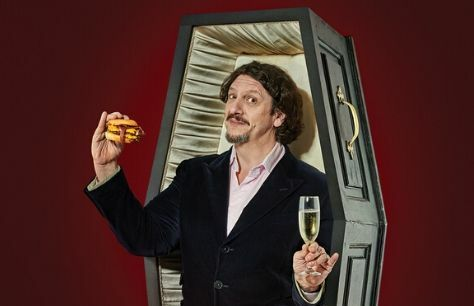 LIVE: My Last Supper with Jay Rayner
