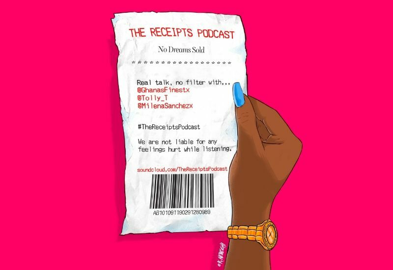 LIVE: The Receipts Podcast gallery image