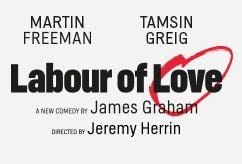 Labour of Love at Noel Coward Theatre, London